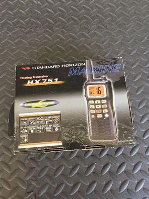 Standard horizon marine radio for Sale in La Mirada, CA