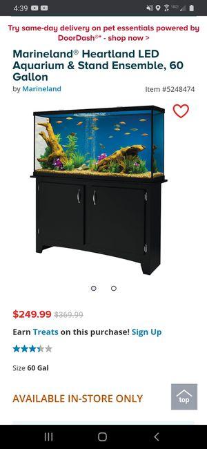 New 65 gollon fish tank for Sale in Mesa, AZ