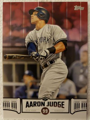 06/10 2018 Topps JUDGE HIGHLIGHTS RED SSP for Sale in Tupelo, MS