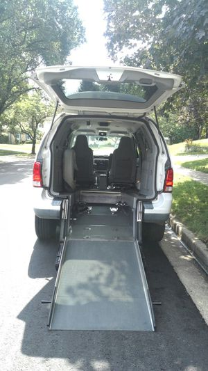 2004 Ford Freestar Wheelchair Ramp Van for Sale in Gambrills, MD