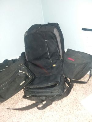 4 carry on bags for Sale in Salt Lake City, UT