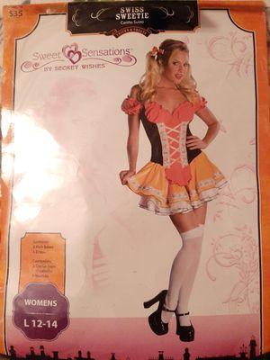 Sweet Sensations swiss Sweetie Costume for Sale in Lake Alfred, FL