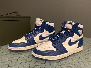 Nike Air Jordan 1 Storm Blue for Sale in Miami, FL