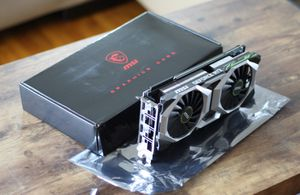 MSI Geforce RTX 2080 Super Ventus OC GPU graphics card for Sale in Los Angeles, CA