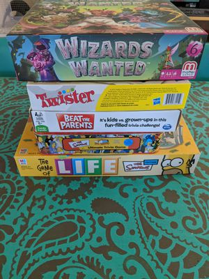 Board Games - Life Twister for Sale in Torrance, CA