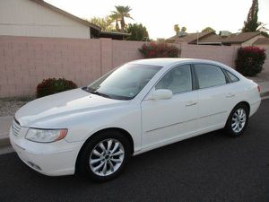 2006 HYUNDAI AZERA LUXURY SEDAN for Sale in Phoenix, AZ