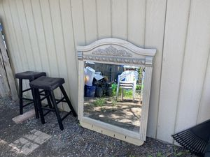 Mirror, Stools, TV for Sale in Westminster, CO