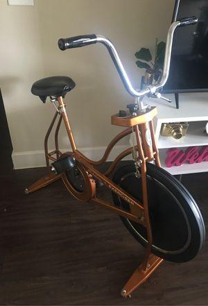 Vintage gold Schwinn Excerciser Bike for Sale in Austin, TX