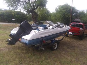 1992 Bayliner Capri in perfect working condition for Sale in San Antonio, TX