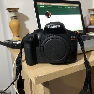 EOS Canon Rebel T6 with Bundle for Sale in North Springfield, VA