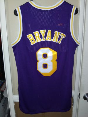 New!!! Mens SMALL Kobe Bryant Lakers Jersey Stitched $45. Ships +$3. Pick up in West Covina for Sale in West Covina, CA