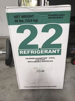 AC FREON GAS for Sale in Palm Bay, FL