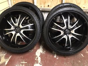 24 inch American Racing Rims for Sale in Riverview, FL