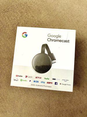 Google Chromecast (Brand New) for Sale in Atlanta, GA