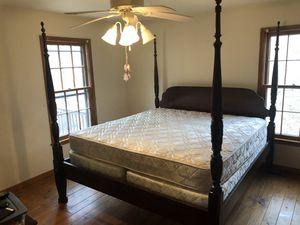 4 piece bedroom set for Sale in Rockville, VA