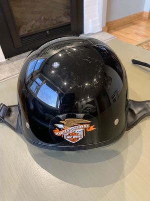 Harley Davidson Motorcycle Helmet for Sale in West Chicago, IL