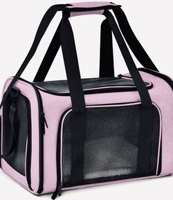 Pink Small/Medium Cat and Dog Carrier  for Sale in Burbank, CA