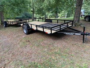 Brand New 6.5x14 Utility Trailers for Sale in Temple, GA