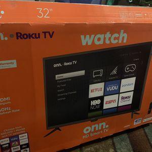 "32 "" SMART TV for Sale in Selma, CA"