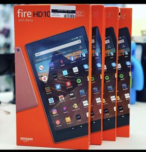"Amazon Fire tablets 7"" and up for Sale in Woodland Park, NJ"