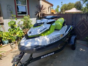 2017 Seadoo GTI 26 Hours! River only USE for Sale in El Cajon, CA