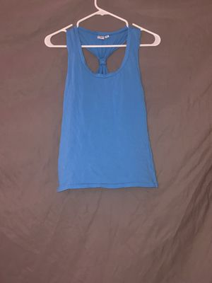 Blue workout top for Sale in Fontana, CA