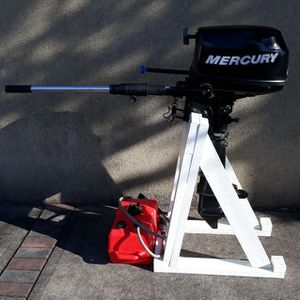 Mercury 6hp Outboard Motor for Sale in Valley Stream, NY