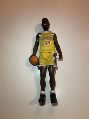 La Lakers Shaq Action Figure for Sale in Portland, OR