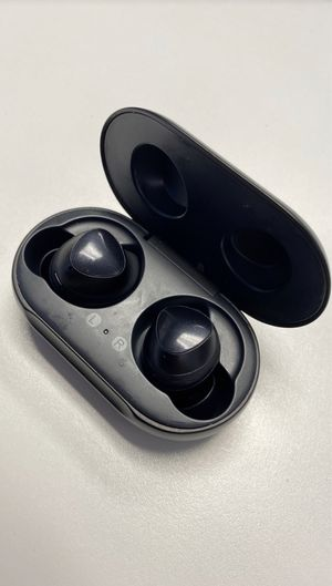 Samsung - Galaxy Buds True Wireless Earbud Headphones - Black for Sale in Cuyahoga Falls, OH