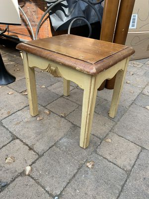Stool/Side Table for Sale in Carlsbad, CA