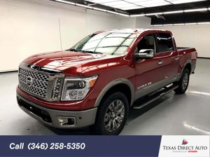 2019 Nissan Titan for Sale in Stafford, TX
