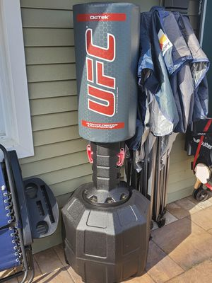 UFC Free standing punching bag for Sale in East Meadow, NY
