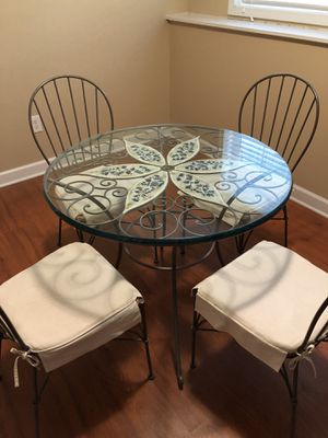 Table and Chairs for Sale in Joliet, IL
