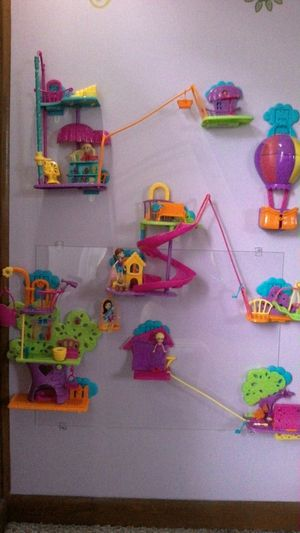 POLLY POCKET WALL SETS for Sale in Westerville, OH