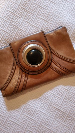 BEAUTIFULLY WORN VINTAGE MIMCO WALLET for Sale in Strongsville, OH