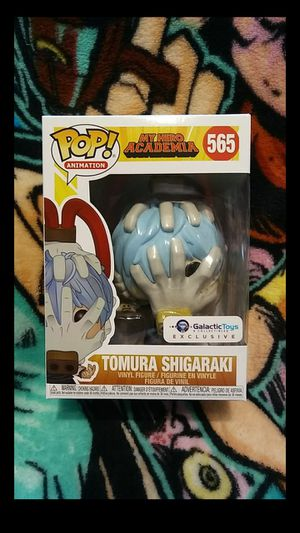 Funko Pop My Hero Academia Tomura Shigaraki Galactic Toys & Collectibles Exclusive #565 for Sale in Cypress, CA