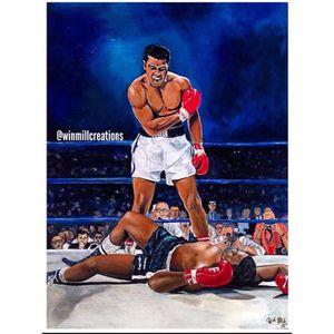 Muhammad Ali Art Prints for Sale in San Francisco, CA