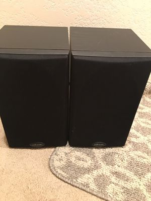 Polk audio speakers for Sale in Richmond, CA