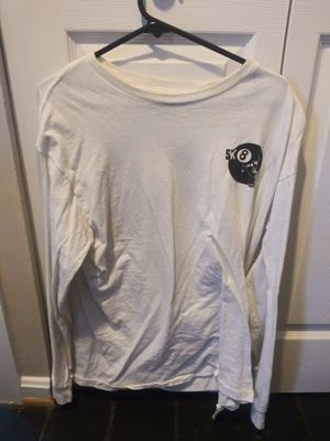 Vans Sk8 Large men shirt long sleeve for Sale in Gaithersburg, MD