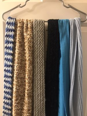 Assortment of Scarves for Sale in Waterloo, IA