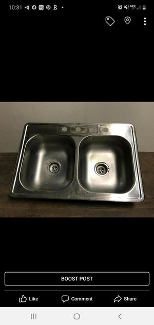 Stainless Steel sink for Sale in Lynchburg, VA