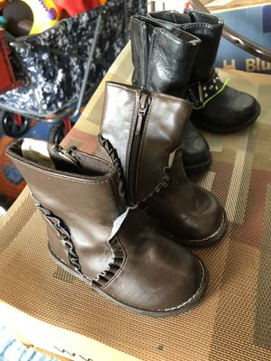 Girl boots for Sale in Fayetteville, NC