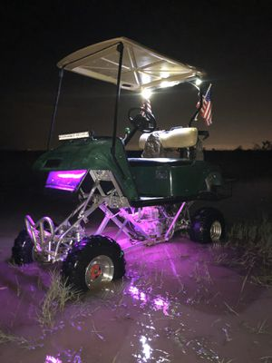 04 easy go golf cart 250 Honda engine five speed transmission for Sale in Miami, FL