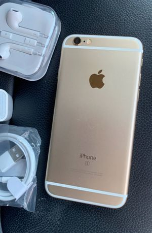 iPhone 6s, !Factory Unlocked & iCloud Unlocked.. Excellent Condition, Like a New... for Sale in Springfield, VA