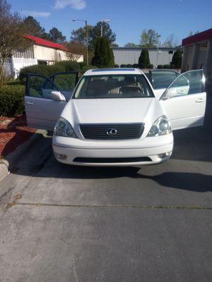 2001 Lexus 430 for Sale in Goldsboro, NC