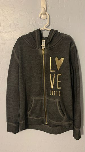 Justice Jacket With Hoodie for Sale in Las Vegas, NV