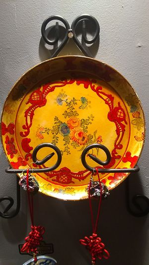 Japanese (hand painted) plate for Sale in Owensboro, KY