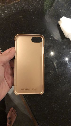 iPhone 7 reg Michael Kors phone case. for Sale in Baltimore, MD