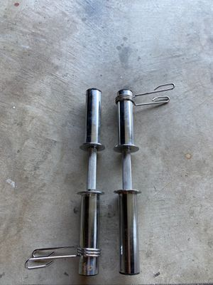 Olympic Dumbbells Bar for Sale in San Jose, CA