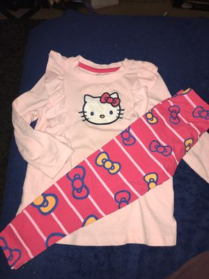 Hello kitty 3t for Sale in Victorville, CA